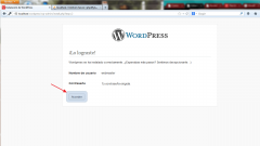Instalar WordPress. Paso 7
