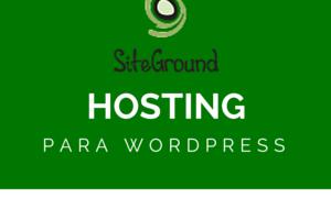 SiteGround uno de los mejores hosting para WordPress 2015
