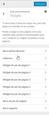 GeneratePress Premium widgets