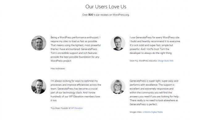 Caras populares dentro del mundillo de WordPress