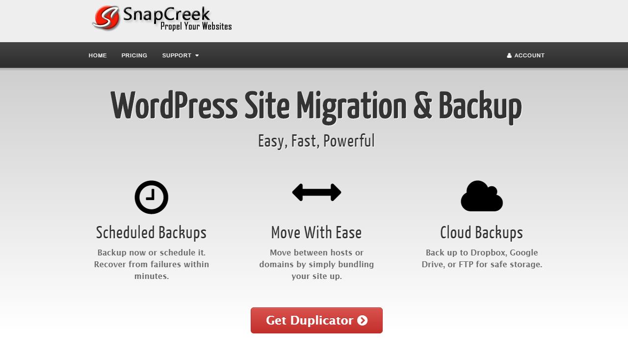 Duplicator Pro: tus backups de 1 giga también en Google Drive