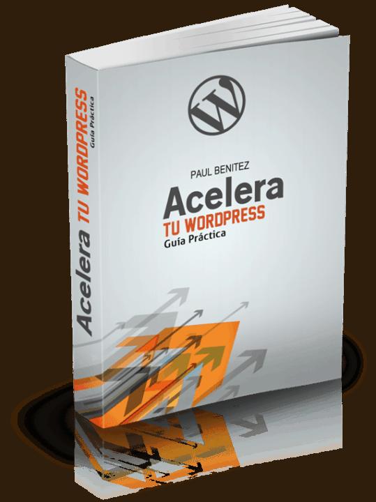 Descarga Ebook: Acelera WordPress