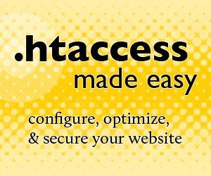 htaccess made easy