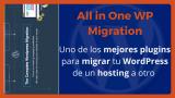 Protegido: All in one WP Migration, uno de los mejores plugins para migrar tu activo digital