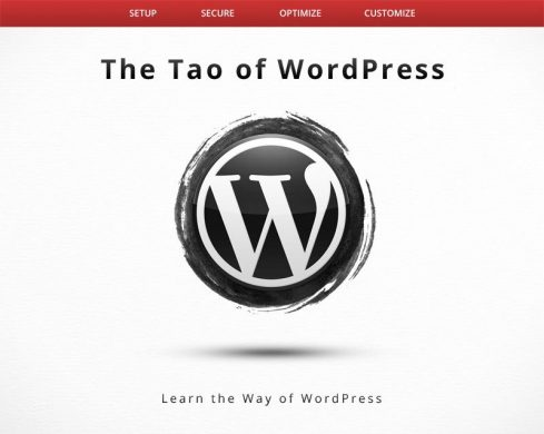 Tao of WordPress ebook