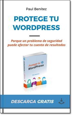 ebook para descarga gratuita: Protege tu WordPress