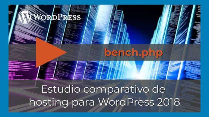 Acceso directo al vídeo donde explico los resultados obtenidos en el análisis del script bench.php