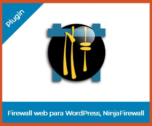 NinjaFirewall plugin seguridad para WordPress