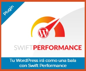 Swift Performance el mejor plugin de cache para WordPress
