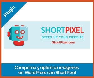 Herramienta recomendada: ShortPixel comprime y optimiza imágenes en WordPress